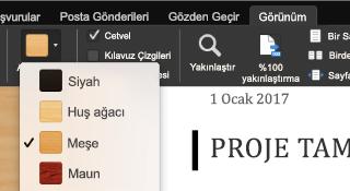 Office Mac'e için Odak Modu özelliği