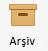 Mac için Outlook şeridindeki arşivle düğmesi