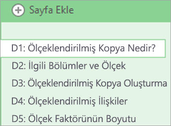 Open Up Resources sayfaları