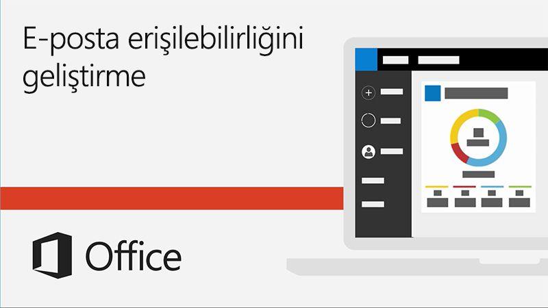 E-posta erişilebilirliğini geliştirme hakkında video