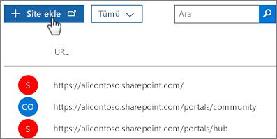 Office 365 yönetim merkezi site koleksiyonu oluşturma