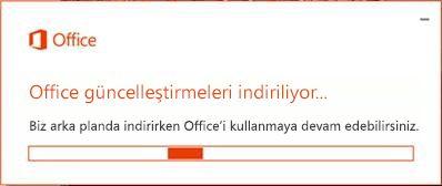 Office Güncelleştirmelerini İndirme