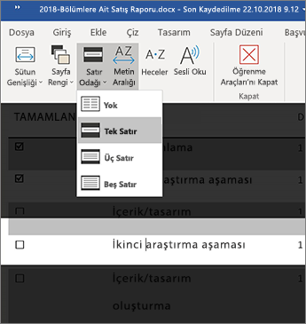 Lineview