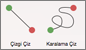 Klavye İpuçları görüntülenen Şerit