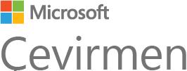 Microsoft Translator logosu