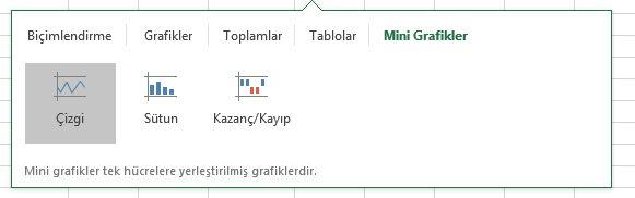 Mini Grafikler