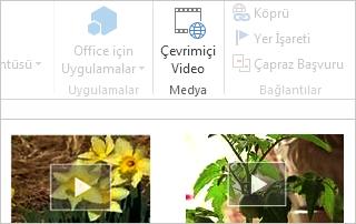 word belgesinde çevrimiçi video