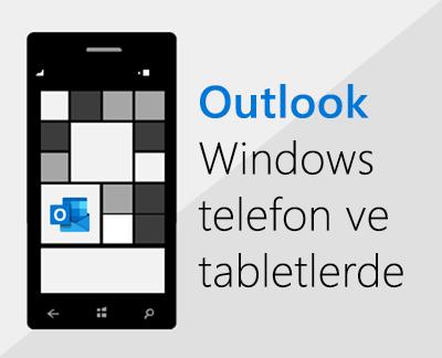 Windows 10 cihazınızda e-postayı ayarlama