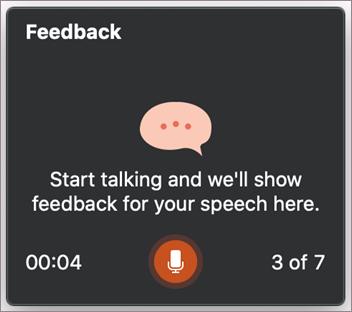 Konuşmaya başlayın