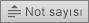 Mac için PowerPoint 2016'da Notlar düğmesini gösterir