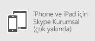 Skype Kurumsal - iOS