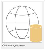 Access özel web uygulaması simgesi