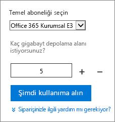 Eklenti için kullanıcı lisanslarının miktarını değiştirin.