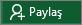 Excel 2016 şeridindeki Paylaş düğmesi