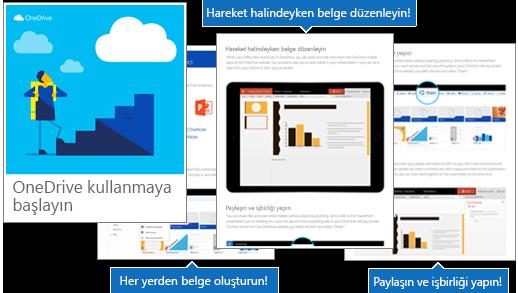 OneDrive eKitap ile çalışmaya başlama