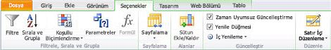 SharePoint Designer 2010'da site açma