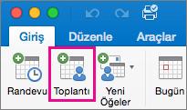 Mac 2016 Toplantı Düğmesi