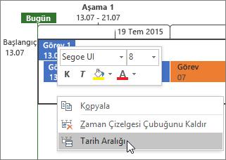 Date Range