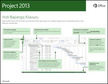 Project 2013 Hızlı Başlangıç Kılavuzu