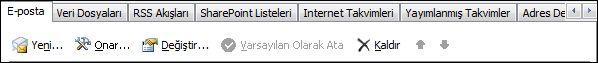 Outlook 2010 Yeni Hesap Ekleme