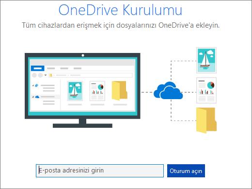 SharePoint Online Eşitlemeyi Ayarlama