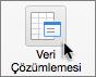 """Outlook Kişiler sayfasında, """"Yeni"""" komutu için açıklama balonu bulunan araç çubuğunun ekran görüntüsü."""