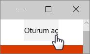 Çalışanlara Yönelik Hızlı Başlangıç: OfficeCom oturum açma