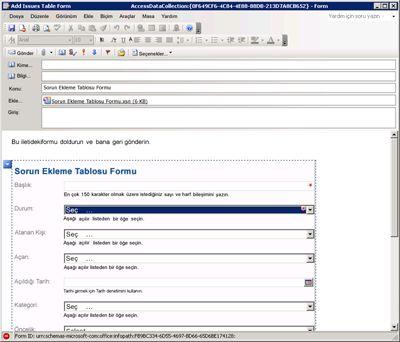 Office 365 için oturum açma ekranı