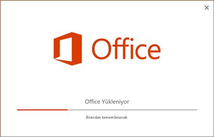 Office yükleyicisi, Office'i yüklüyor gibi görünüyor ancak yalnızca Skype Kurumsal'ı yüklüyor.