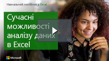 Жінки усміхнена навчальний посібник для програми Excel