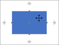 Відображення автоматичних з'єднань фігури