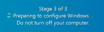 """Restart stuck on """"Stage 2 of 2"""" or """"Stage 3 of 3"""""""