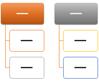 Макет графічного об'єкта SmartArt ієрархічного списку