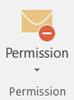 """Використання кнопки """"дозвіл"""" для призначення прав на повідомлення"""