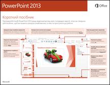 Короткий посібник користувача PowerPoint2013