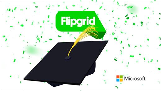 Використання Flipgrid як частини віртуального випуску
