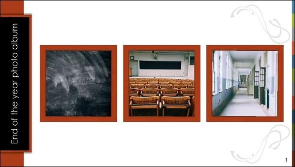 Фото шаблону школи Photo колаж