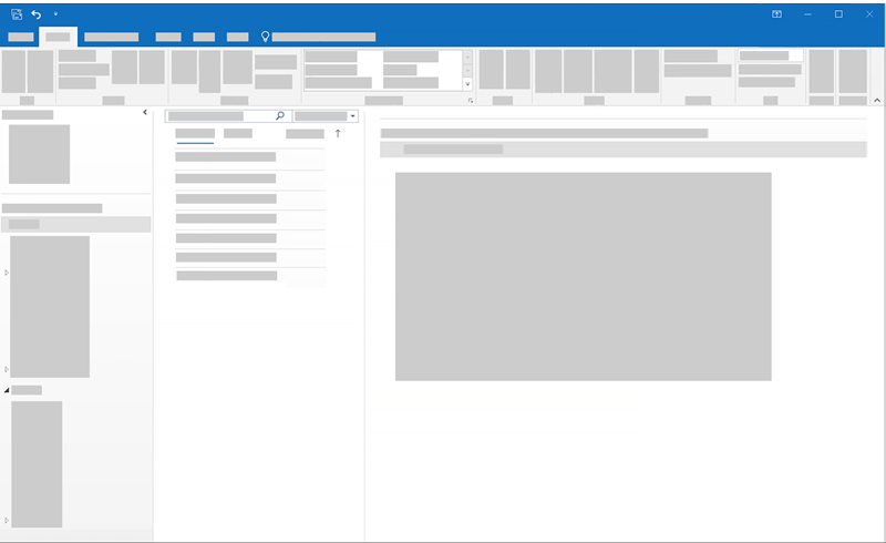Зображення програми Outlook