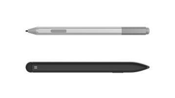 Ручка на поверхні та тонка ручка