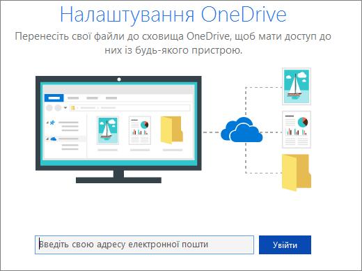 Синхронізація настроювання служби SharePoint Online