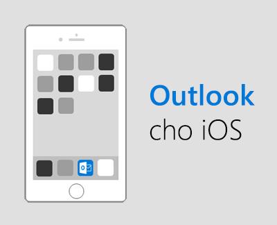 Bấm để thiết lập Outlook for iOS