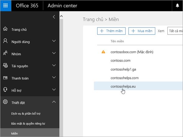 Domainnameshop chọn tên miền trong Office 365_C3_20176279656