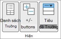 Ảnh Ribbon Excel