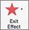 Chọn một trong các tùy chọn thoát ra để tạo hiệu ứng hoạt hình cho một đối tượng để đối tượng biến mất khỏi màn hình