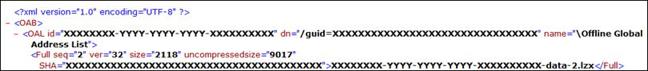 Khắc phục sự cố Outlook sổ địa chỉ ngoại tuyến