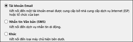 Thêm Tài khoản Email Mới trong Outlook 2010