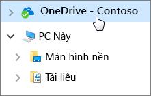 Bắt đầu Nhanh dành cho Nhân viên: Tài liệu trên Máy tính và OneDrive