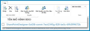 Hình ảnh ruy-băng dạng xem Mô hình BDC trong BCS của SPO.