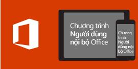 Người dùng nội bộ Office dành cho iOS