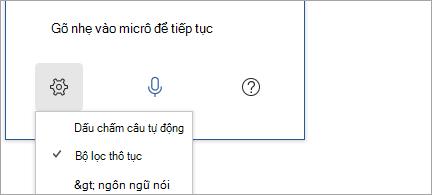 Công cụ đọc chính tả